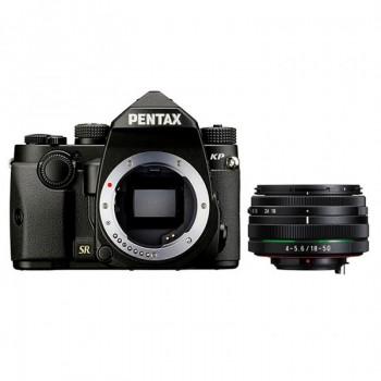 Pentax KP Noir + 18-50 RE