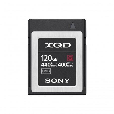 SONY CARTE XQD TYPE G 120GB
