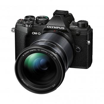 OLYMPUS E-M5 MK III NOIR +...