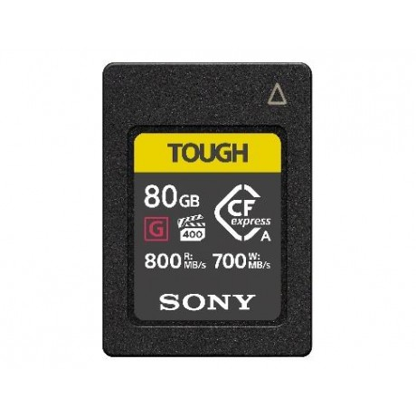 SONY CARTE CFEXPRESS 80GB TYPE A