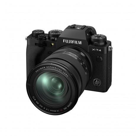 FUJI X-T4 noir + XF 16-80/4