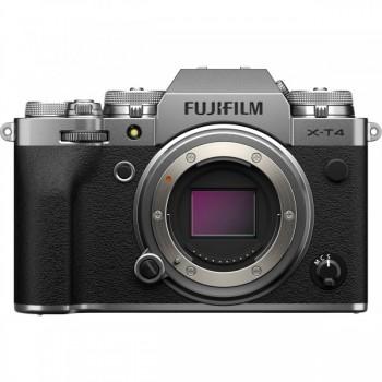 FUJI X-T4 silver nu + GRIP...
