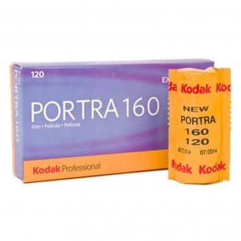 KODAK PORTA 160 120 new