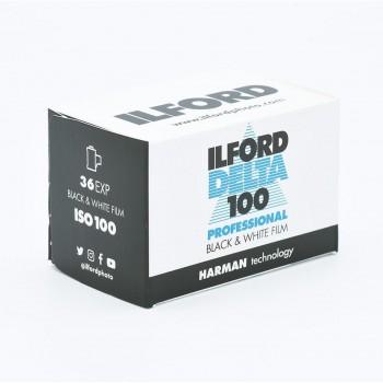 ILFORD DELTA 100 135 36 POSES