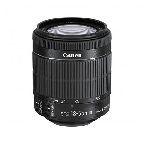 CANON EF-S  18-55/4.0-5.6 IS STM