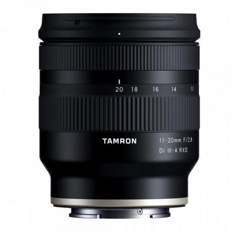 TAMRON 11-20/2.8 Di III-A RXD SONY E