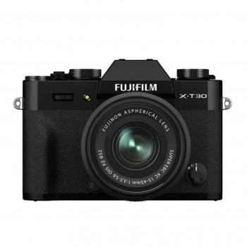 FUJI X-T30 II BLACK + XC 15-45